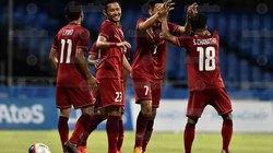 U23 Thái Lan và U23 Singapore thắng nhọc