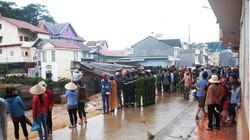Lũ quét nhấn chìm hàng chục căn nhà tại Đà Lạt