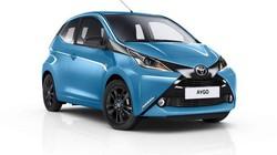 Toyota Aygo 2015 tiêu thụ 3.8 lít/100km trình làng