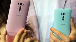 Asus Zenfone Selfie trình làng với 2 camera 13MP