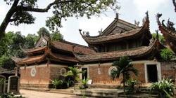 Những pho tượng cổ độc đáo ở ngôi chùa trên núi Tây Phương