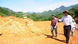 Xây khu tái định cư  không kiểm tra  địa chất?