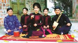 Đại gia đình 7 đời gìn giữ mạch chảy ca trù đất Thăng Long