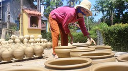 Độc đáo nghề gốm Thanh Hà đất Quảng