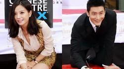 Triệu Vy, Huỳnh Hiểu Minh bị chỉ trích làm lố tại Hollywood