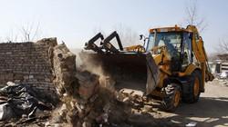 Úc: Trộm máy ủi san phẳng nhà người quen