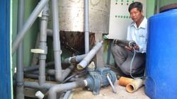 Có trạm cấp nước tiền tỷ,  dân vẫn... khát