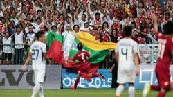 U23 Việt Nam gặp U23 Myanmar ở bán kết