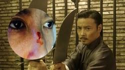 Cận cảnh Chân Tử Đan bị đao sượt chảy máu mũi