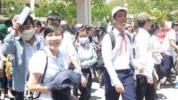 Thi vào lớp 10 ở Đà Nẵng: Bất ngờ đề Văn, thở phào đề Toán