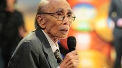 """91 tuổi, nhạc sĩ Phan Huỳnh Điểu vẫn ngồi """"ghế nóng"""""""