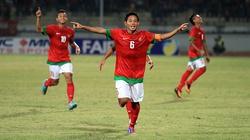 Thua U23 Indonesia, đội chủ nhà rời cuộc chơi