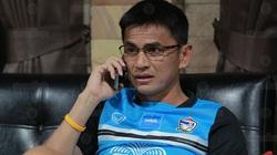 HLV Kiatisak sợ gặp U23 Singapore