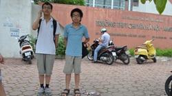 Thi vào lớp 10: Mặc quần cộc không được vào trường Hà Nội Amsterdam