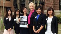 Nữ sinh Việt chinh phục công ty kiểm toán lớn nhất thế giới