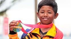 VĐV 12 tuổi lập kỳ tích, đi vào lịch sử SEA Games