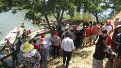 Đi đánh cá, phát hiện thi thể nam thanh niên nổi dưới cầu