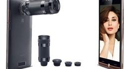 'Choáng' với smartphone mSLR Cobalt4 gắn ống kính chụp ảnh
