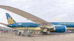 Boeing 787 của Việt Nam cất cánh thẳng đứng tại Paris Air Show