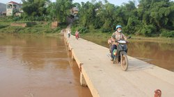 Nhiều cá nhân bỏ hàng tỷ đồng xây cầu