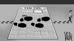 """Đạo đức nghề báo giữa   """"biển"""" thông tin"""