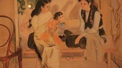 Những trang nhật ký bằng tranh tuyệt vời của cố họa sĩ Trần Văn Cẩn