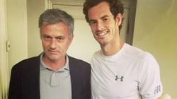 """Murray bái Mourinho làm """"sư phụ""""?"""
