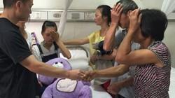 Cảm động cảnh con gái ung thư gặp mặt cha ở tù lần cuối