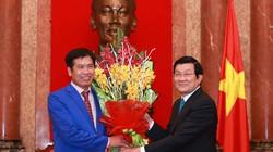 Chủ tịch nước gặp gỡ các VĐV, HLV xuất sắc tại SEA Games 28