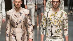 Xao lòng trước thiết kế nam đẹp lạ của Dolce&Gabbana