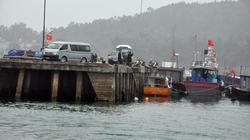 Gần 550 du khách kẹt ngoài đảo Cô Tô vì bão số 1