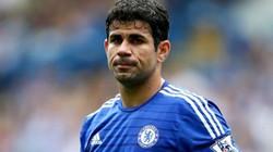 """Top 10 cầu thủ """"già trước tuổi"""": Diego Costa góp mặt"""