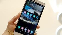 Huawei P8 Max lên kệ 13,5 triệu đồng
