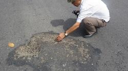 Quảng Bình: Gói thầu bảo hành 5 năm quốc lộ 1A bị phá hoại