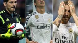 """Real Madrid """"bấn loạn"""" vì các công thần"""