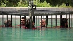 IS tung video 3 hình thức hành quyết tù nhân tàn độc