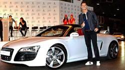 MC thông báo Cristiano Ronaldo qua đời vì tai nạn xe hơi