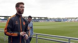 Thêm thông tin cho thấy Sergio Ramos sắp tới M.U