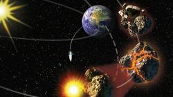 Nghiên cứu dùng vũ khí hạt nhân bắn thiên thạch đe dọa Trái Đất
