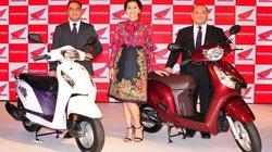 Honda tung bộ đôi xe tay ga mới Activa i và Aviator