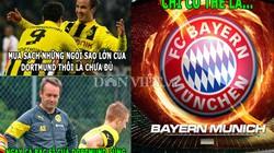 """ẢNH CHẾ: Lộ lý do Chelsea bán Cech cho Arsenal, Bayern """"hút máu"""" Dortmund"""