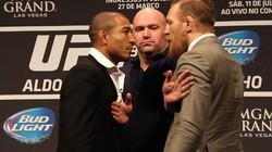 Đập tan lo ngại quanh siêu trận đấu UFC