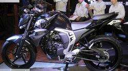 Cận cảnh xe côn tay giá rẻ Yamaha Byson FI