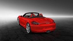 Lộ ảnh chính thức của Porsche BoxsterS bản đặc biệt