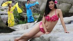 """Cuộc thi """"tiên nữ"""" ở Trung Quốc gây xôn xao"""