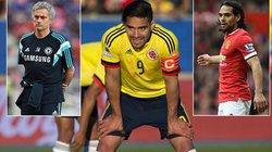Mourinho hủy thương vụ mượn Falcao?