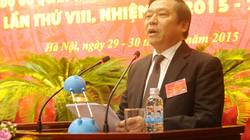 Đồng chí Lại Xuân Môn được bầu làm Bí thư Đảng ủy T.Ư Hội NDVN