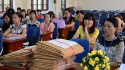 Quảng Ninh: 18 phòng trống thí sinh thi Vật lý, Lịch sử