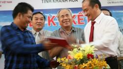 Tỉnh Khánh Hòa giúp ngư dân đóng tàu cá hiện đại