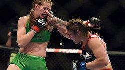 Clip: 5 pha knock-out ấn tượng của các nữ võ sĩ UFC